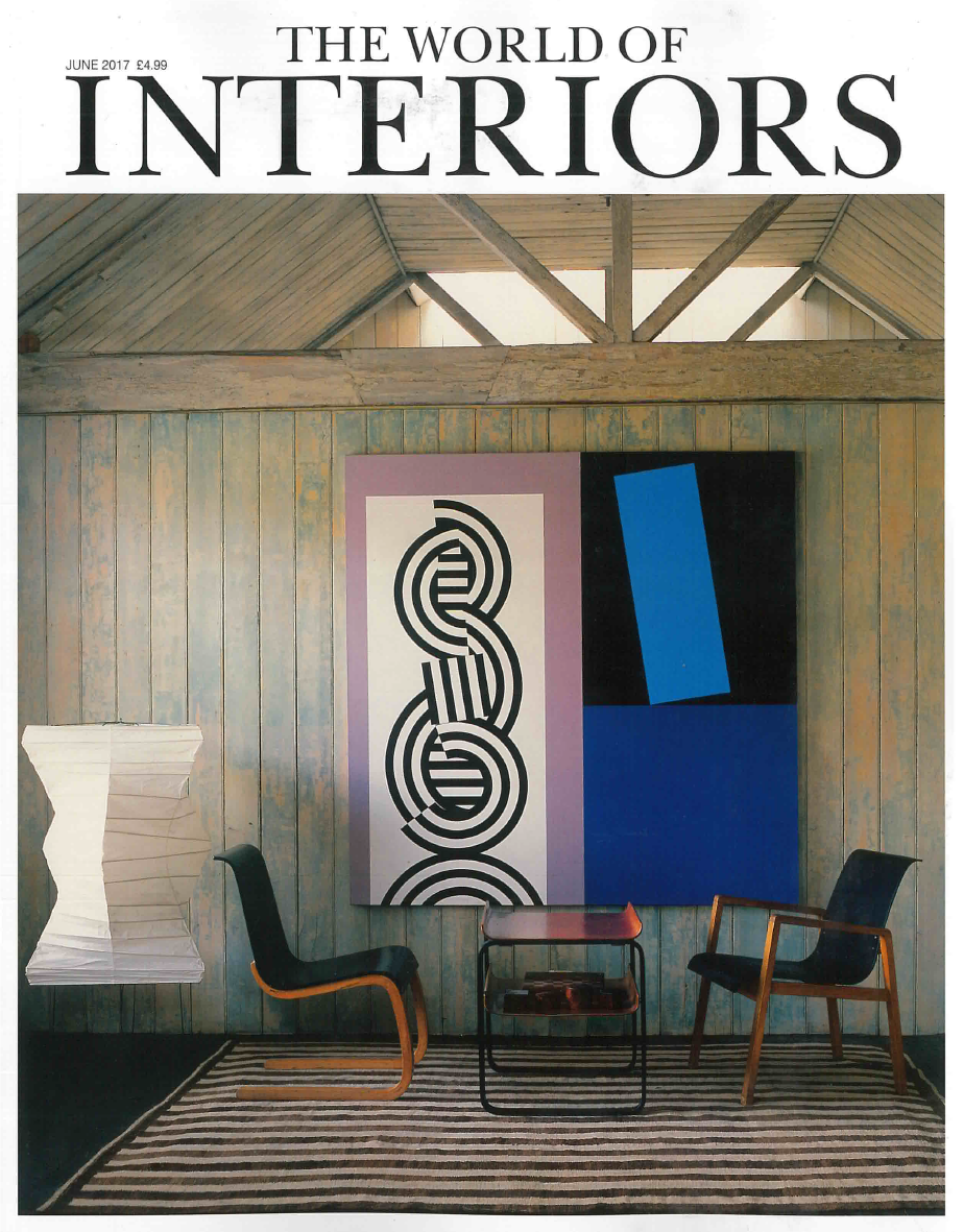 The World of Interiors - cover